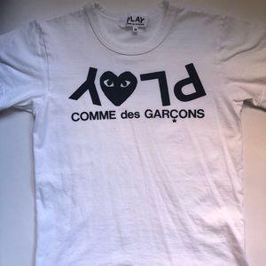 100% AUTHENTIC COMME DES GARCON WOMENS TOP